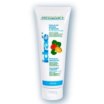 Soin de la peau Idraé phytomedica - crème hydratante mains et corps - tube x 75 mL