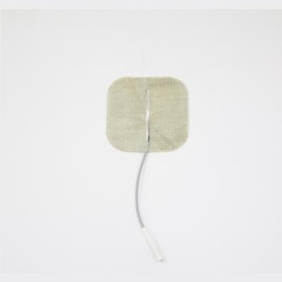 Electrodes Électrodes carrées à fil 50 x 50 mm - Premium Cefar Compex - Paquet de 4 - Référence 42209