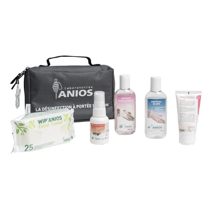 Sols et surfaces Kit de désinfection mobile ANIOS - Trousse complète