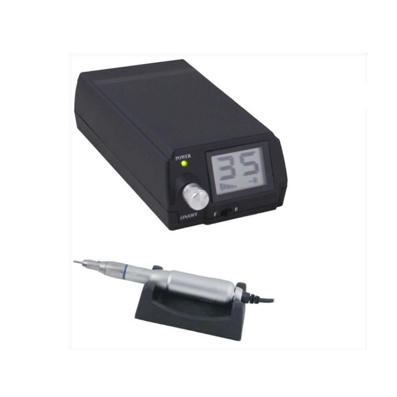 Micro-moteur / bac à ultrasons / Autoclave Micro moteur portable - 35 000 Tours - avec pièce à mains