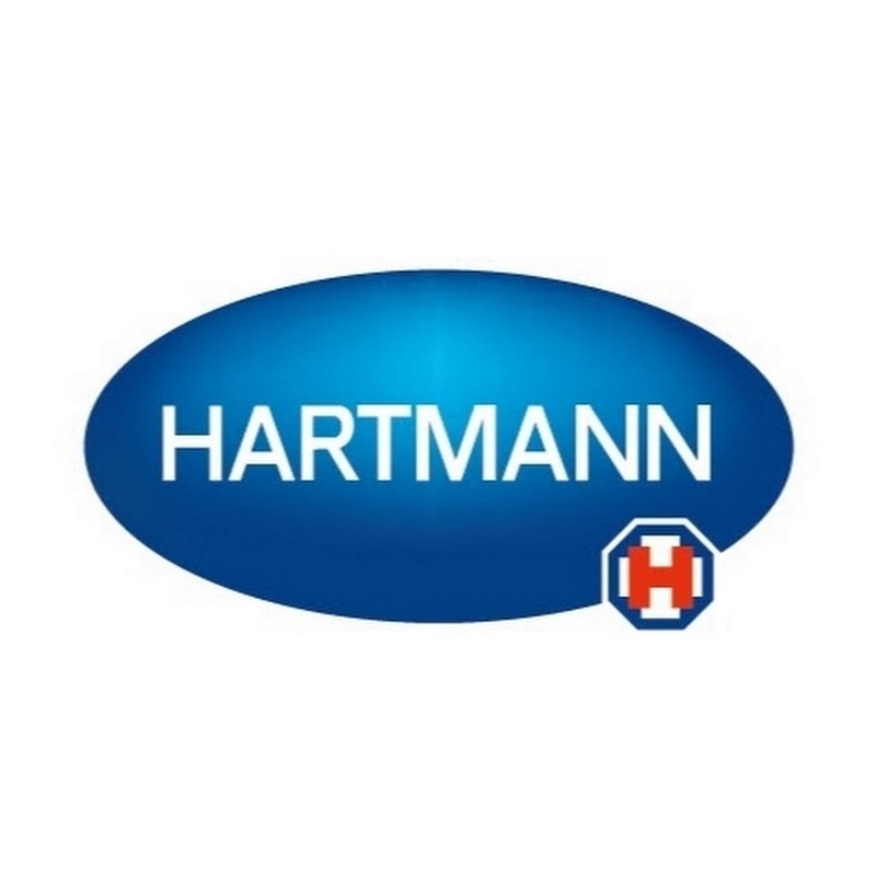Draps d'examen lisses  - 150 formats 38 x 50 - Valaroll Hartmann - Carton de 12 rouleaux
