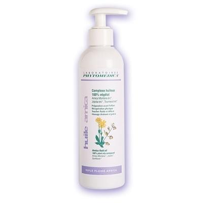 Huile de massage Huile fluide Arnica - Phytomedica - Flacon x 250 mL
