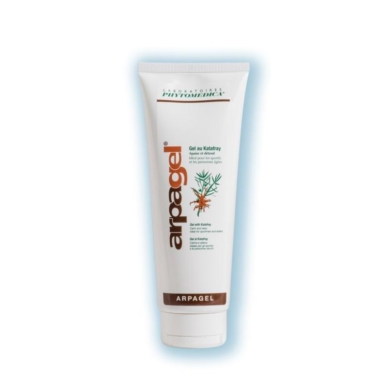 Gel et lait de massage Arpagel Phytomédica - Gel de massage - Tube de 250 ml