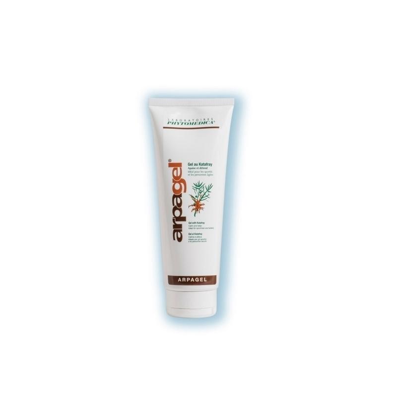 Gel et lait de massage Arpagel Phytomédica - Gel de massage - Tube de 75 ml