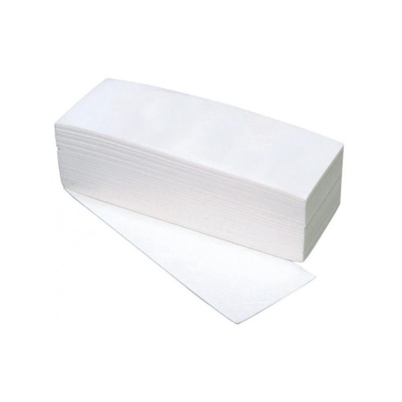 Consommables esthétique Bandes d'épilation - Paquet de 250 bandes