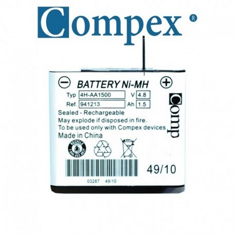Batteries & Câbles  Batterie 941213 - Cefar Compex