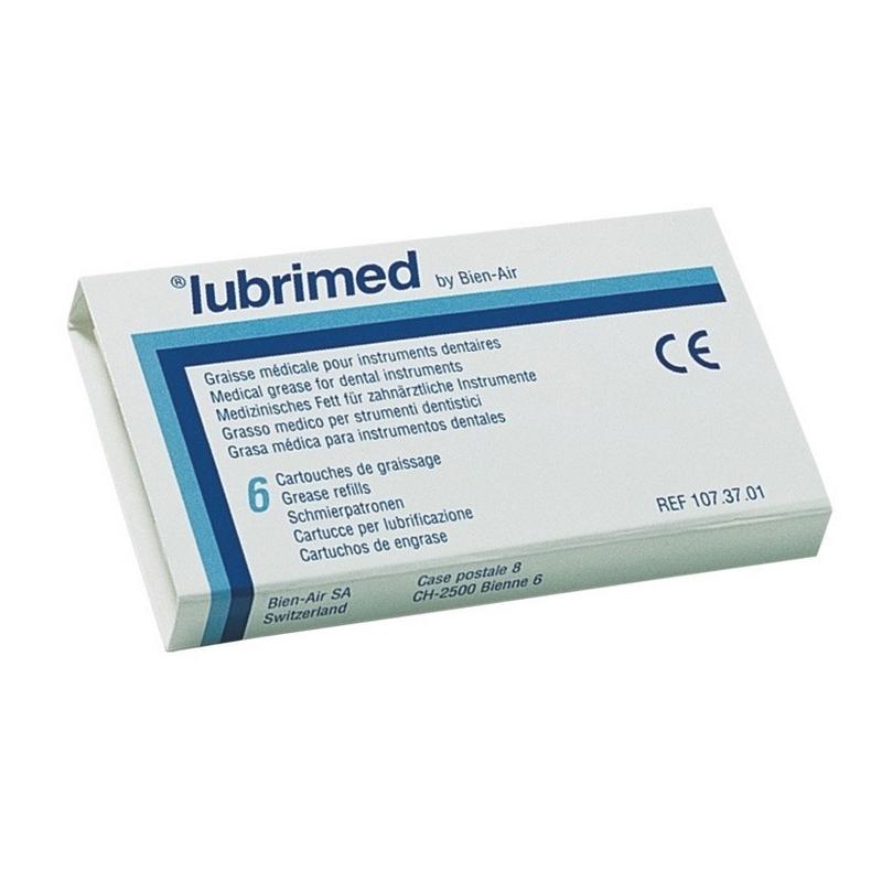 Entretien Lubrimed - Graisse médicale - Recharge de 6 cartouches