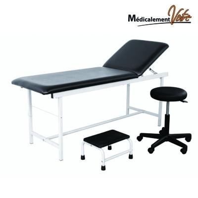 Tables d'examens Equipement cabinet médical - 3 pièces