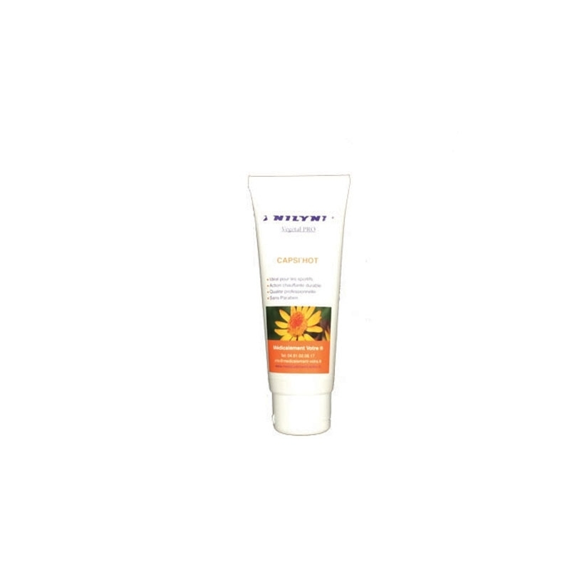 Anilyne - Notre gamme exclusive Gel Chauffant Anilyne - gel chaud récupération musculaire - Tube 75 mL