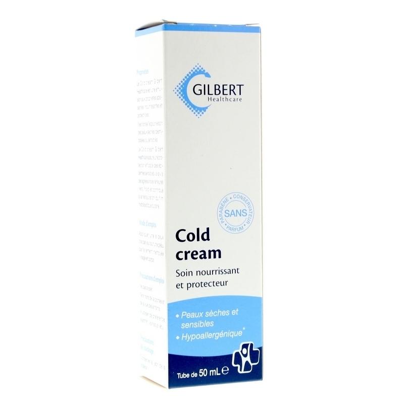 Soin de la peau Soin nourrissant et protecteur Cold Cream - Visage & corps - Tube 50 ml