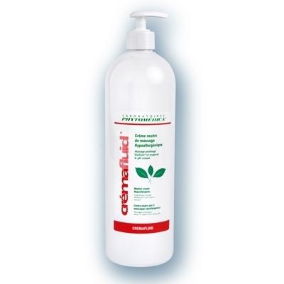 Crème de massage Crémafluid phytomedica - crème de massage - Flacon x 1L