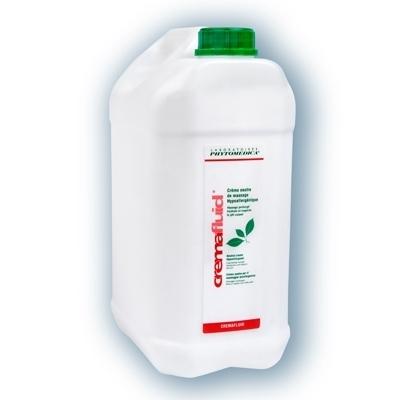 Crème de massage Crémafluid phytomedica - crème de massage - Jerrican 5L