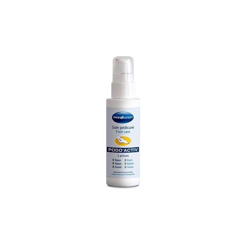 Soin de la peau Soin pédicure complet - PODO'ACTIV 3 actions - Flacon 100 ml