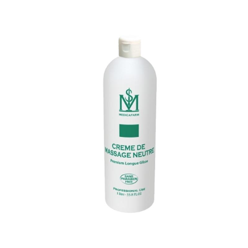 Crème de massage Crème neutre MEDICAFARM - crème de massage - flacon x 1L