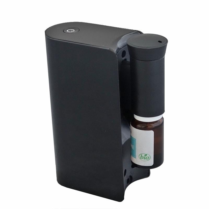 Equipement Diffuseur d'huiles essentielles - Sur batterie rechargeable - Libelia Edition Black