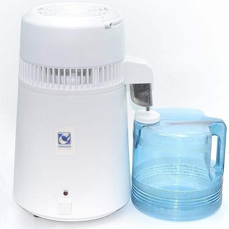 Distillateur d'eau Distillateur d'eau Discom Cominox - 4 litres