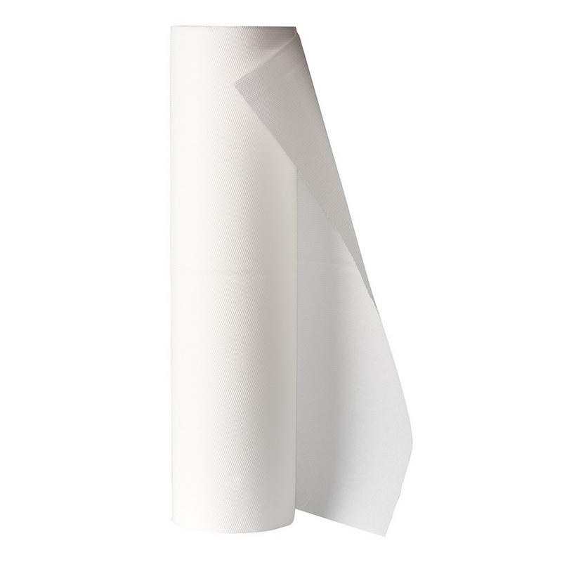 Draps d'examen en rouleau unitaire Drap d'examen gaufré - 50 x 34 cm - Rouleau unitaire