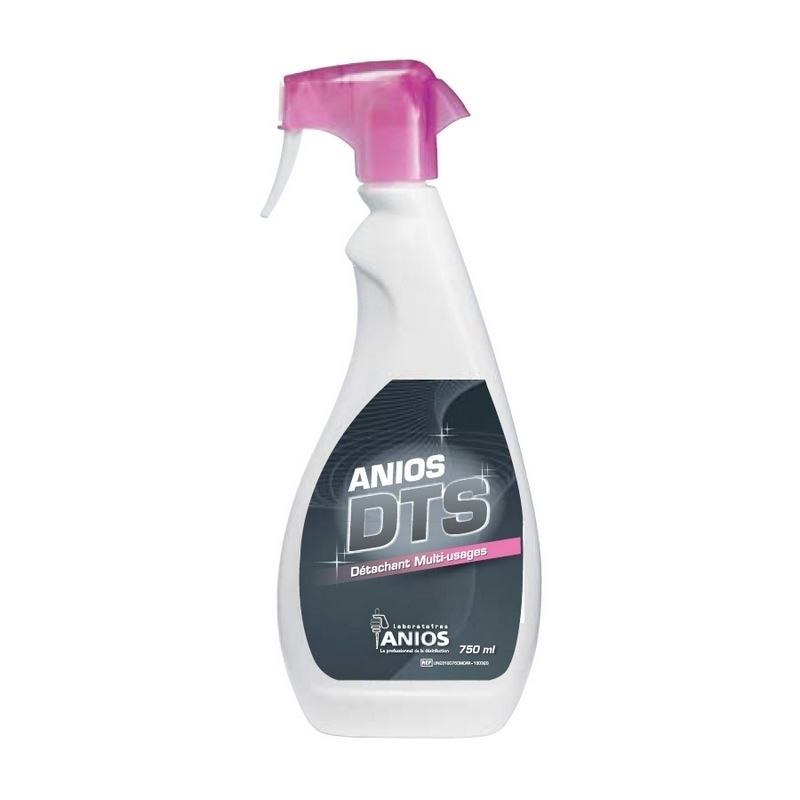 Détachant Anios DTS - Multi usages - Flacon de 750 ml