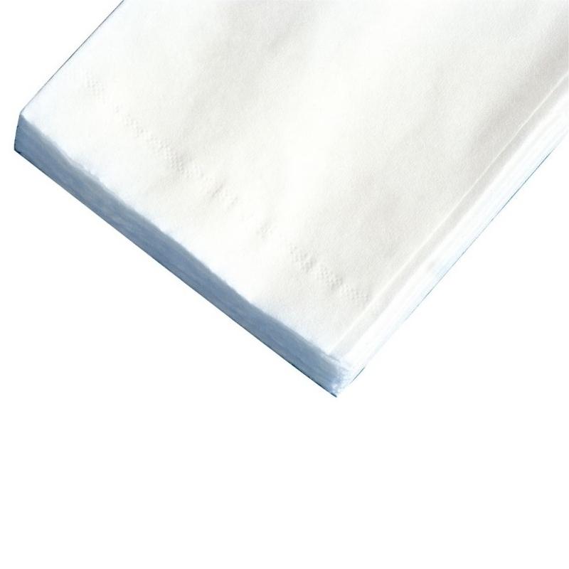 Essuie-mains & Essuie-tout Essuie mains enchevêtrés en W - 2 plis lisses - Carton de 3200 feuilles - LCH ET05