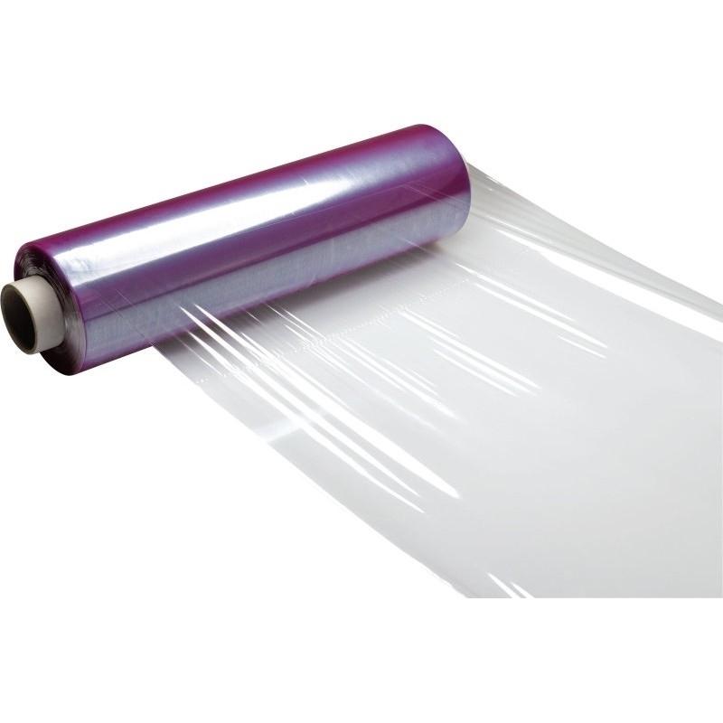 Film étirable transparent - Avec ou sans boite distributrice - 30 cm x 300 m - Unitaire