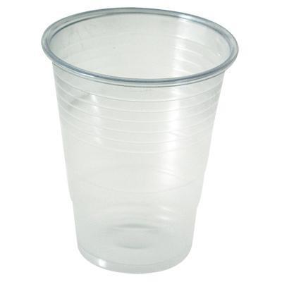 Plastiques Gobelets transparents 20 cL - Paquet x 100