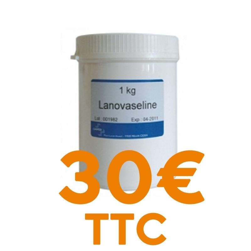 Vaseline / Lanovaseline Lanovaseline - Pot de 1 Kg