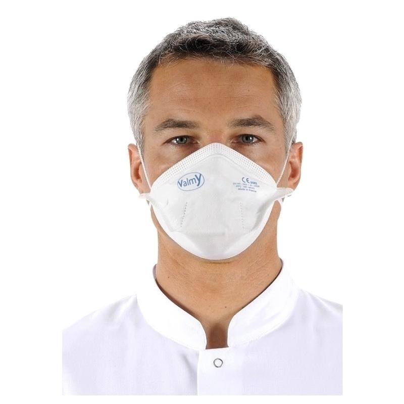 Masques Masque de protection FFP2 - Bec de canard - Emballage individuel - Unitaire
