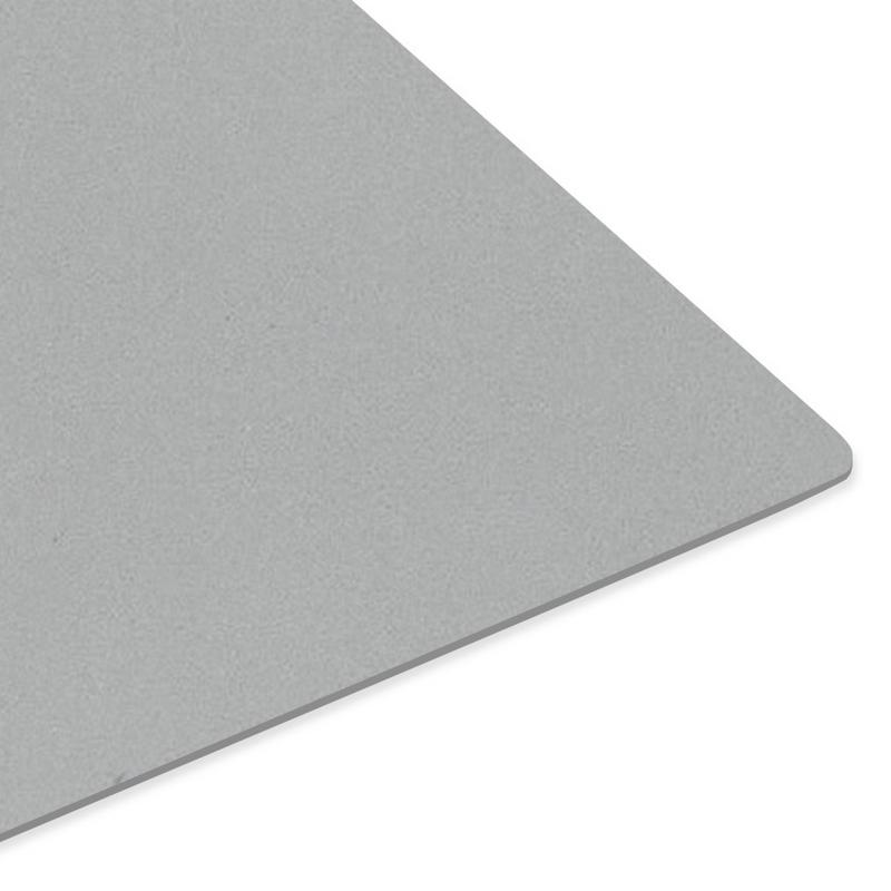 Résines - Mousses  Mousse latex grise - Qualité supérieur - 25 x 35 cm - 4 épaisseurs