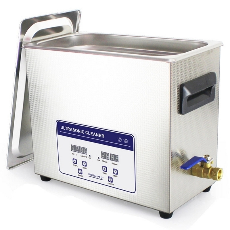 Nettoyeur à ultra-sons Nettoyeur à ultra sons digital - Avec chauffage - 6,5 litres