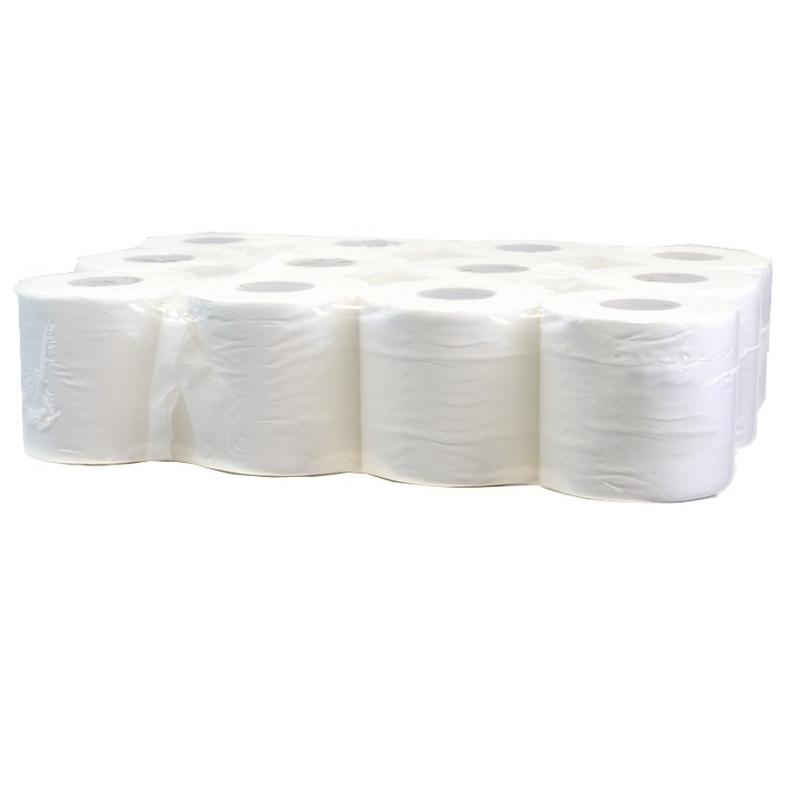 Papier toilette & Hygiénique Papier toilette - Maxi Compact 500 formats - Ballot de 12 rouleaux