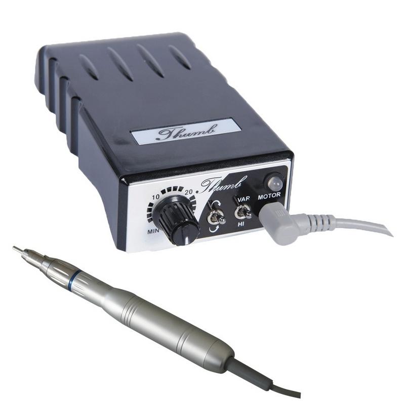 Moteurs & Micromoteurs Moteur portable à batterie Thumb - 30 000 tours - Avec pièce à main
