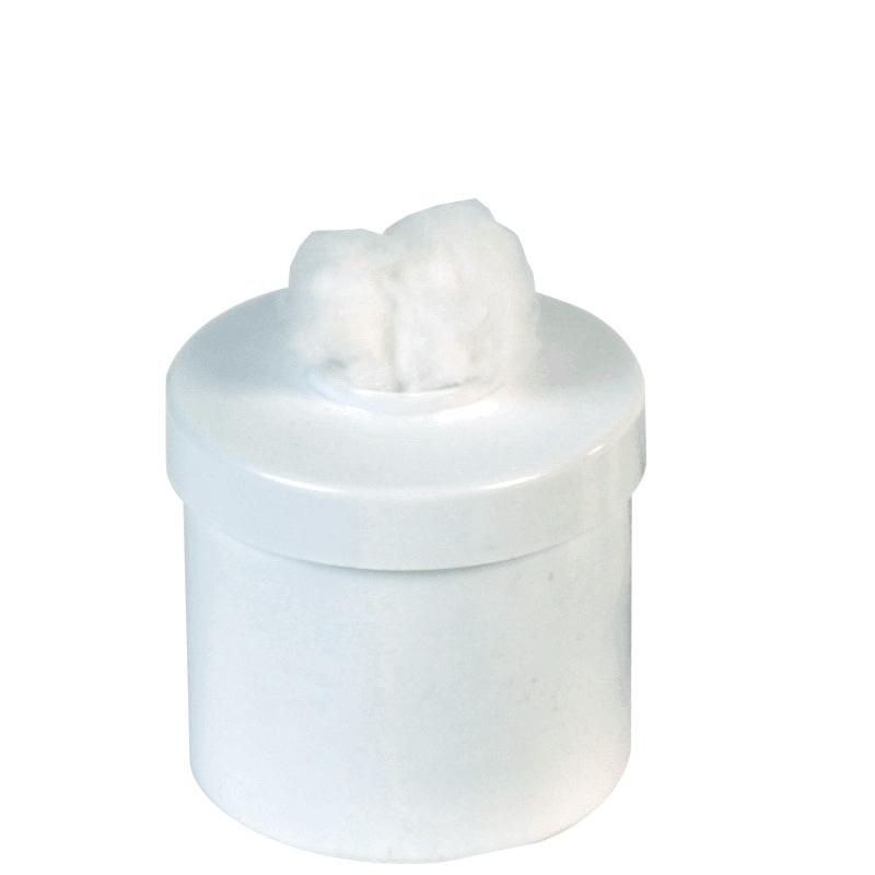 Coton  Pot coton - 10 x 10 cm - Unitaire