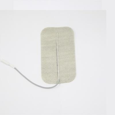 Electrodes Électrodes rectangles à fil 50 x 89 mm - Premium Cefar Compex - Paquet de 4 - Référence 42210