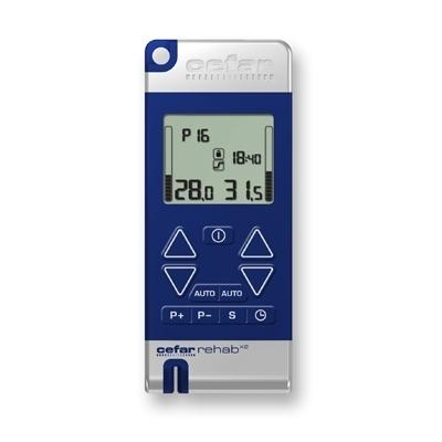 Appareils d'électrothérapie  Stimulateur Cefar Rehab X2 - DJO Global Chattanooga - Électrothérapie portable