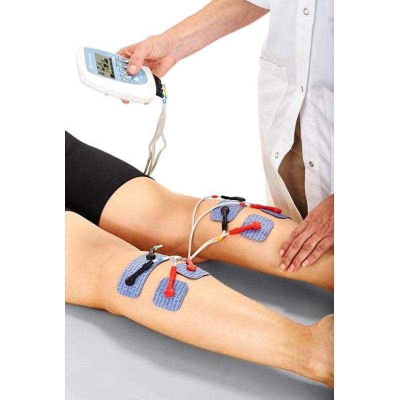 Compex PRO REHAB +30 pqts d électrodes Durastick Plus - Chattanooga - électrothérapie portable