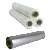 Film transparent ou film aluminium