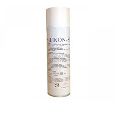 Bombe lubrifiante pour instruments - Silikon Spray - 500 ml