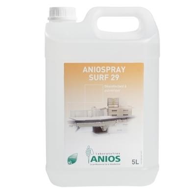 Sols et surfaces Aniospray SURF 29 - Bidon 5 L