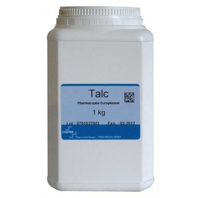 Consommables esthétique Talc officinal Cooper - Pot de 1 Kg