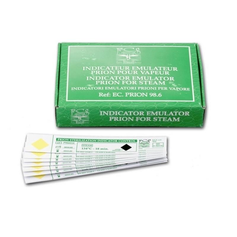 Test stérilisation Test de stérilisation Prion - Boite de 250