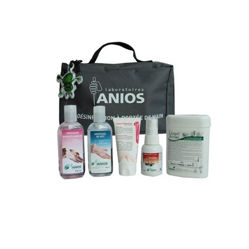 Désinfection et nettoyage sols / surfaces Kit de désinfection mobile Anios - Trousse complète